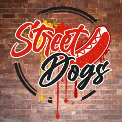 Street Dog w brick logo