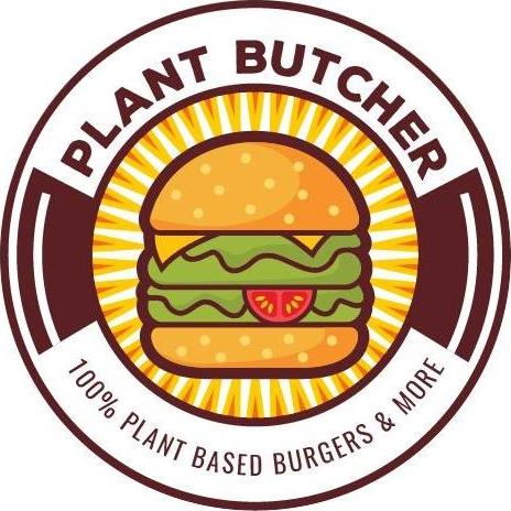 plant butcher logo transparent